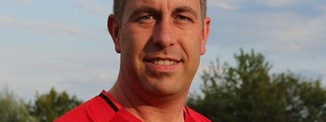 Michel Peters, nouvel entraîneur des dames de la Jeunesse Junglinster
