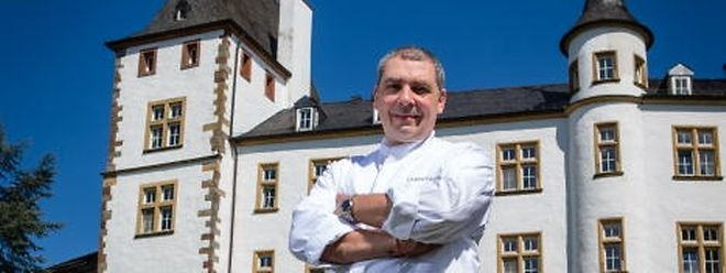 Christian Bau, chef prodige allemand.
