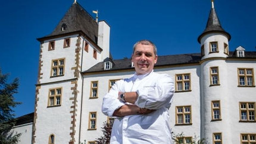 Christian Bau, chef prodige allemand.