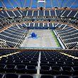 Le Arthur Ashe Stadium sera équipé à partir de l'édition 2016 d'un toit rétractable pour éviter les aléas climatiques.