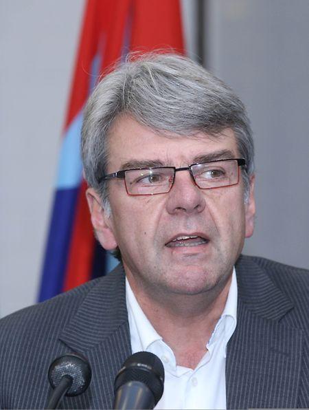 Romain Wolff bezeichnete die Sparmaßnahmen der Regierung als unsozial und ungerecht