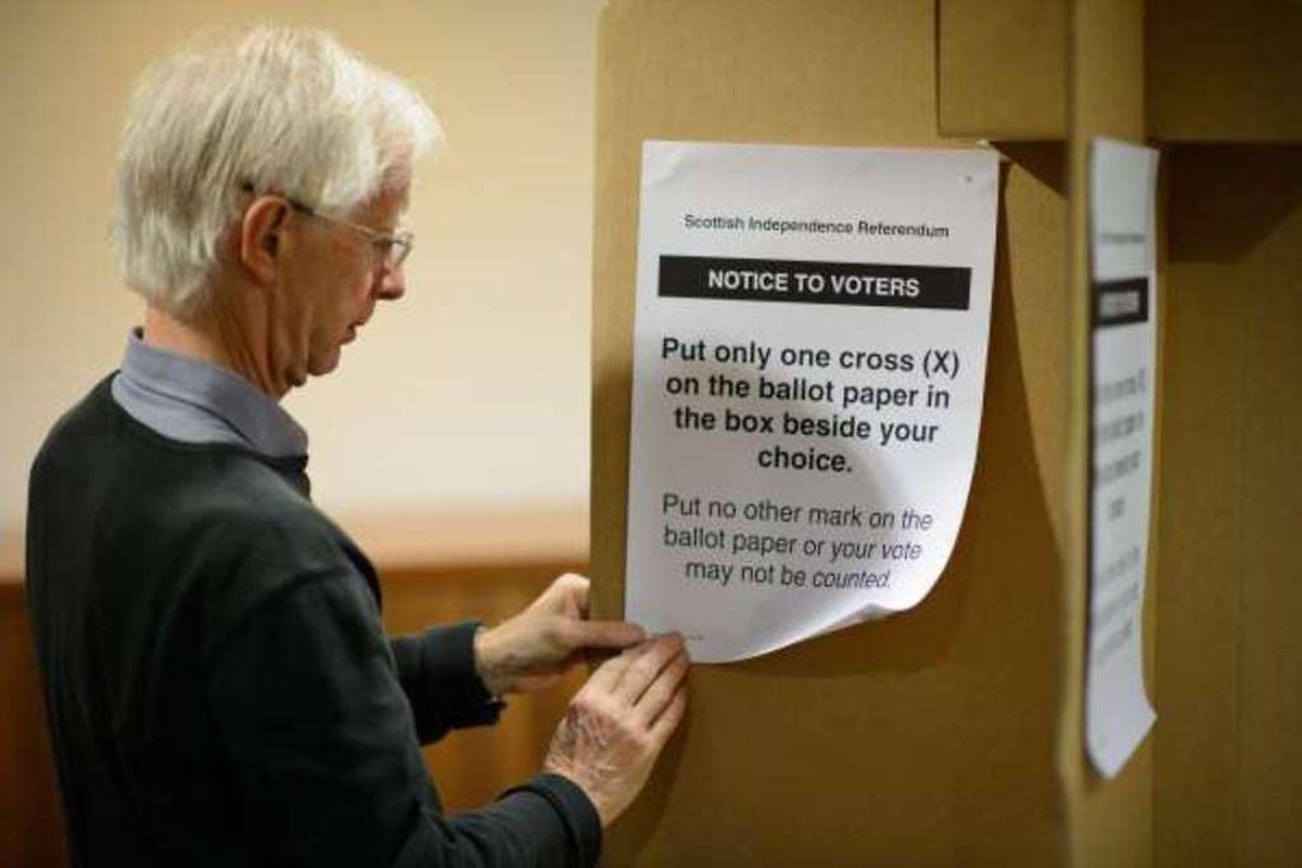 Les premiers résultats du référendum sont attendus vendredi matin.