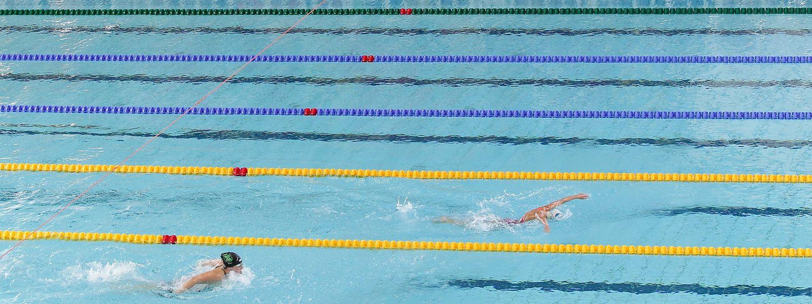 Die Verantwortlichen des SL hoffen, dass in Zukunft wieder die Schwimmer für positive Schlagzeilen sorgen werden.