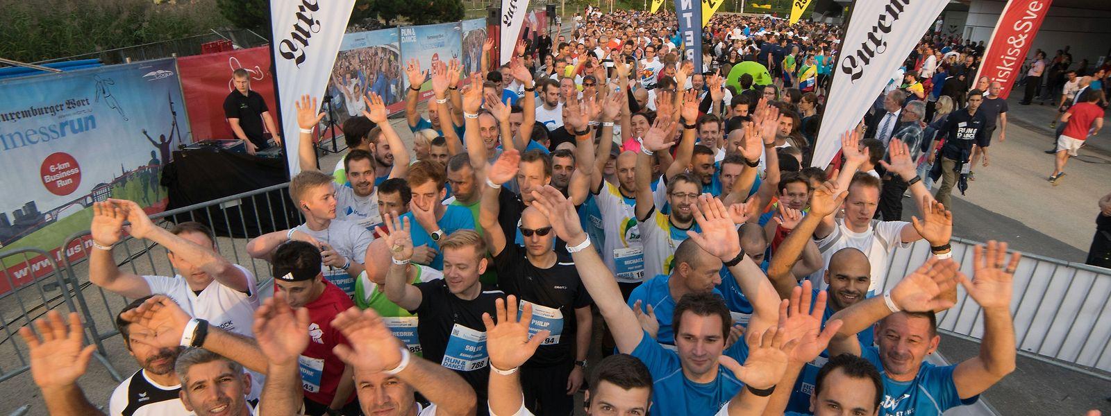En 2016, plus de 2.300 coureurs avaient participé à l'événement