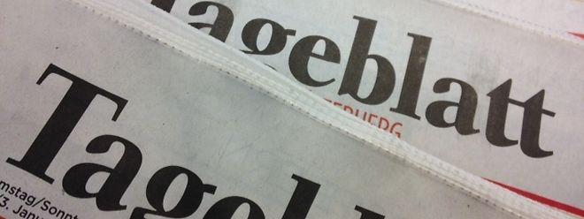 """In der Tageblatt-""""Sonndesfro"""" verlieren die Regierungsparteien."""