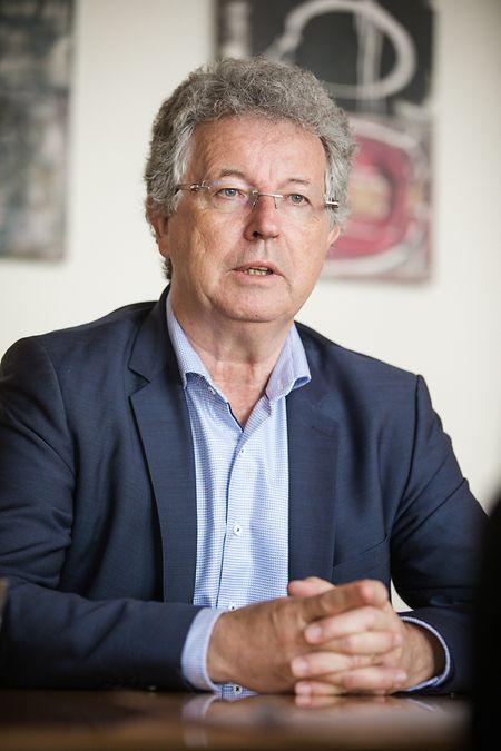 Syvicol-Präsident Emile Eicher hätte sich mehr Vorlaufzeit für die Gemeinden gewünscht.