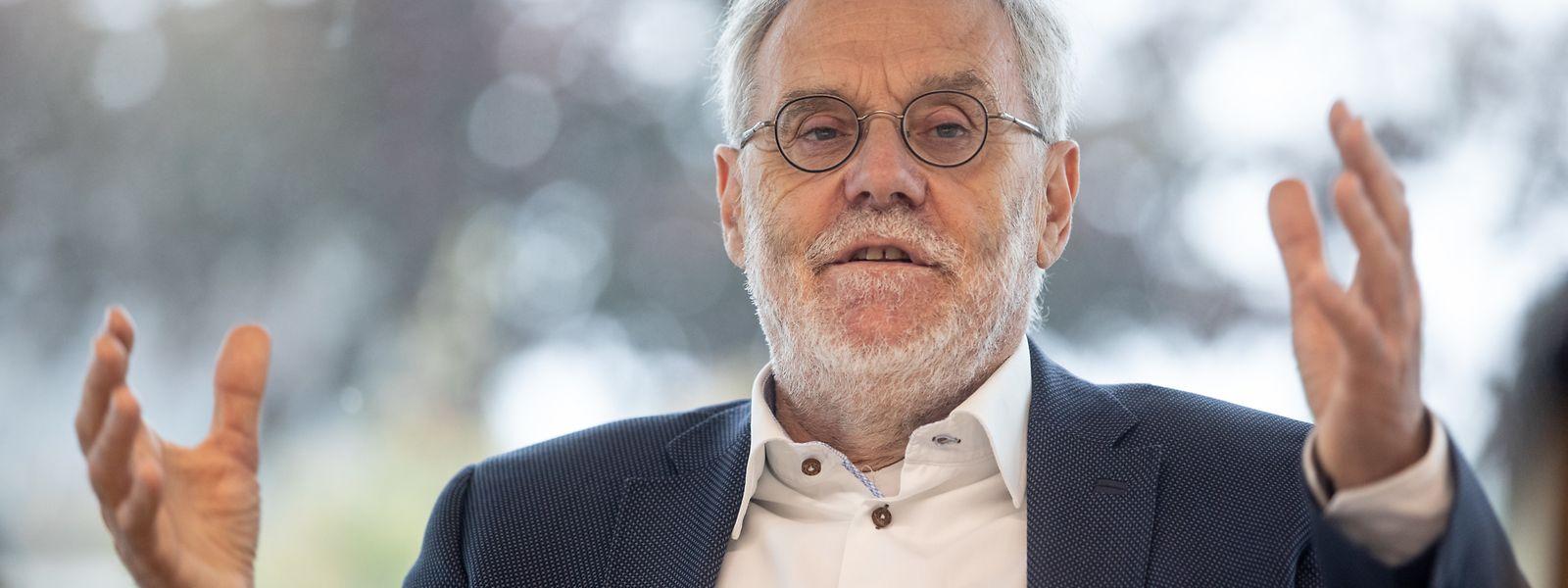 Bloß noch Bürgermeister: Marco Schank (CSV) zieht einen Schlussstrich unter seine nationalpolitische Laufbahn.
