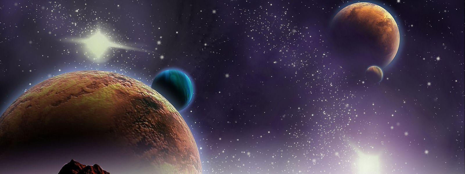 In 60 Jahren Raumfahrt sind Menschen zum Mond und Sonden zu Saturn und Venus geflogen, unzählige Satelliten kreisen um die Erde und Rover rollen über den Mars.