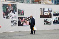 Derzeit kann man eine Fotoausstellung zu Ehren Jeans in der Hauptstadt erkunden. Folgt bald ein Monument?
