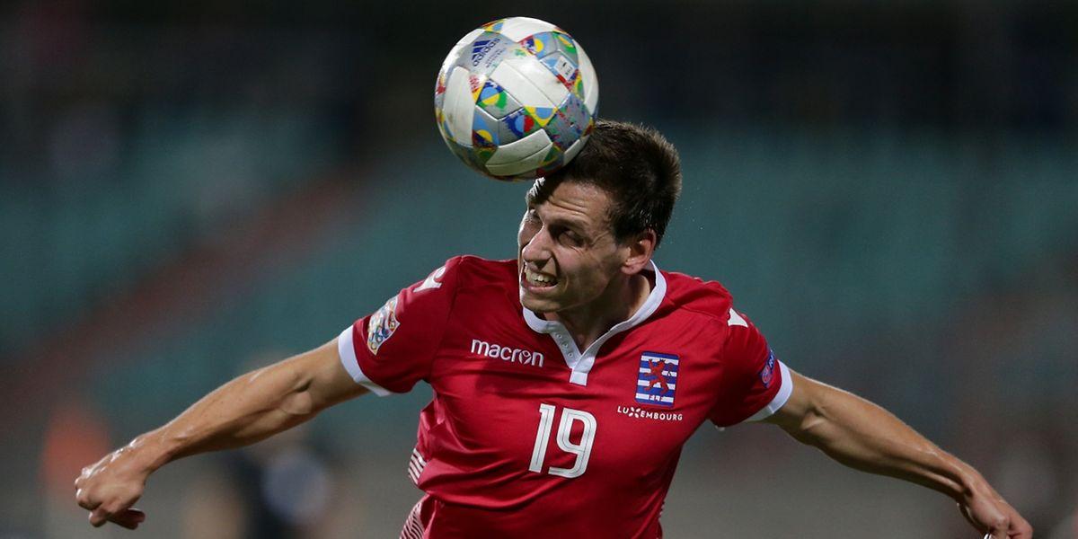 Equipe nationale, championnat, Coupe de Luxembourg, Mathias Jänisch enchaîne les rendez-vous avec délectation.