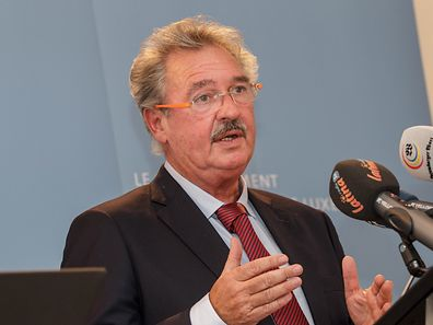 Jean Asselborn spoke to the press after the General Affairs Council in Luxembourg on Thursday.