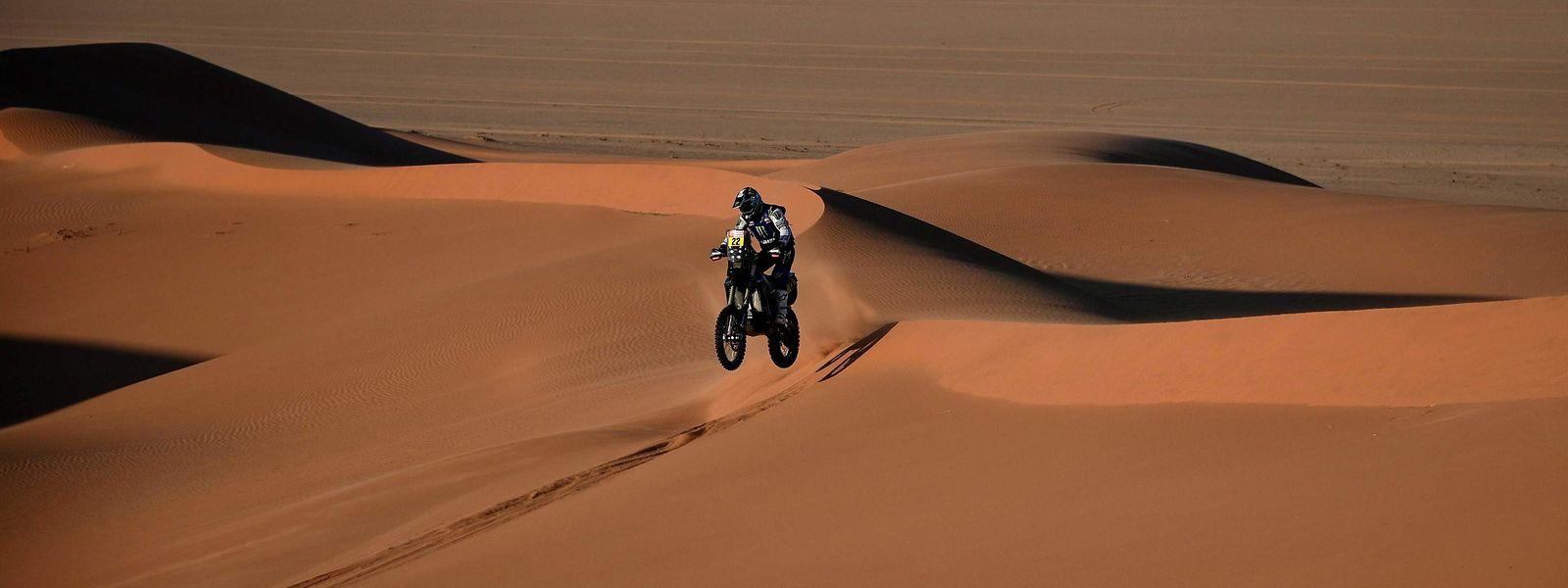 Die Rallye Dakar hat seit ihrer ersten Auflage im Jahr 1979 bereits 70 Menschen das Leben gekostet.
