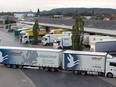 Over-sized lorries have no place on Luxembourg's roads.