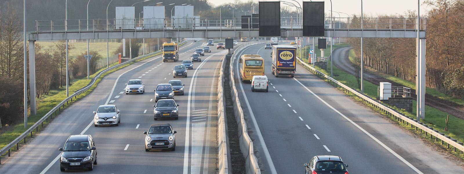 Noch liegt das Verkehrsaufkommen unter dem Normalniveau. Das dürfte sich aber bald wieder ändern.