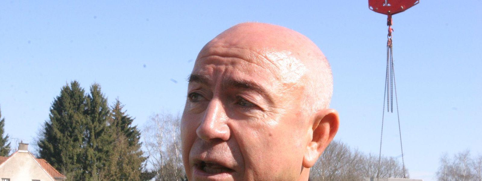 O presidente do Sindicato da Construção de Portugal, Albano Ribeiro, está no Luxemburgo na sequência dos casos de portugueses explorados denunciados pelo CONTACTO