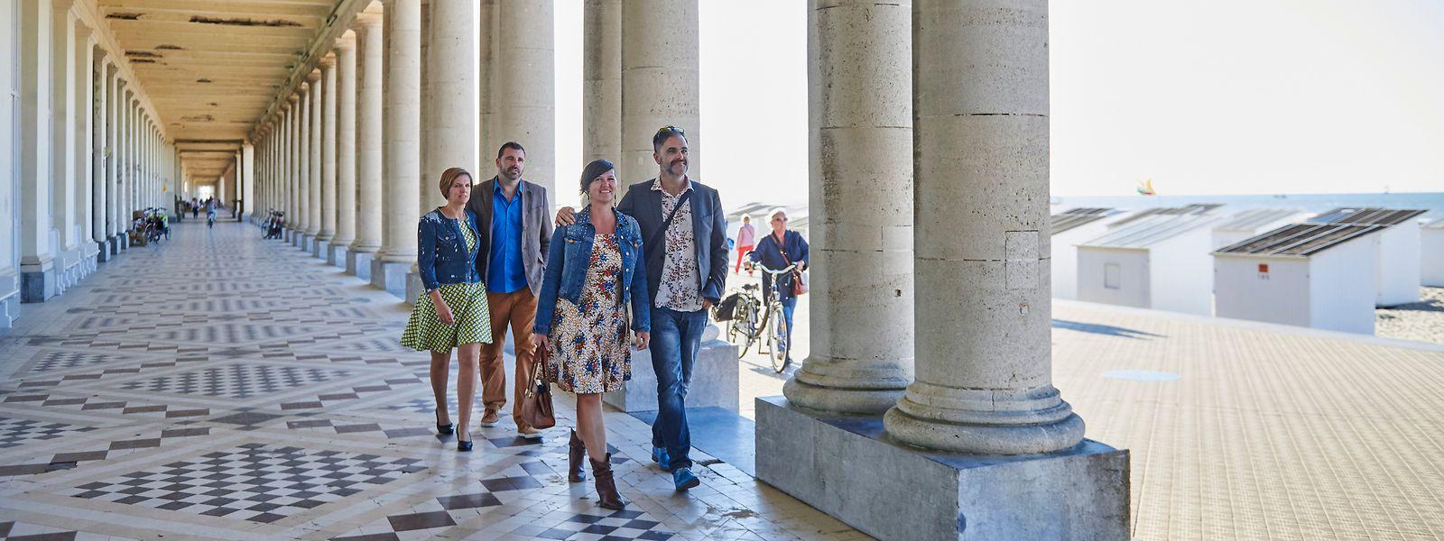 La côte belge va attirer de nombreux touristes dans les heures à venir. Sans doute trop même...