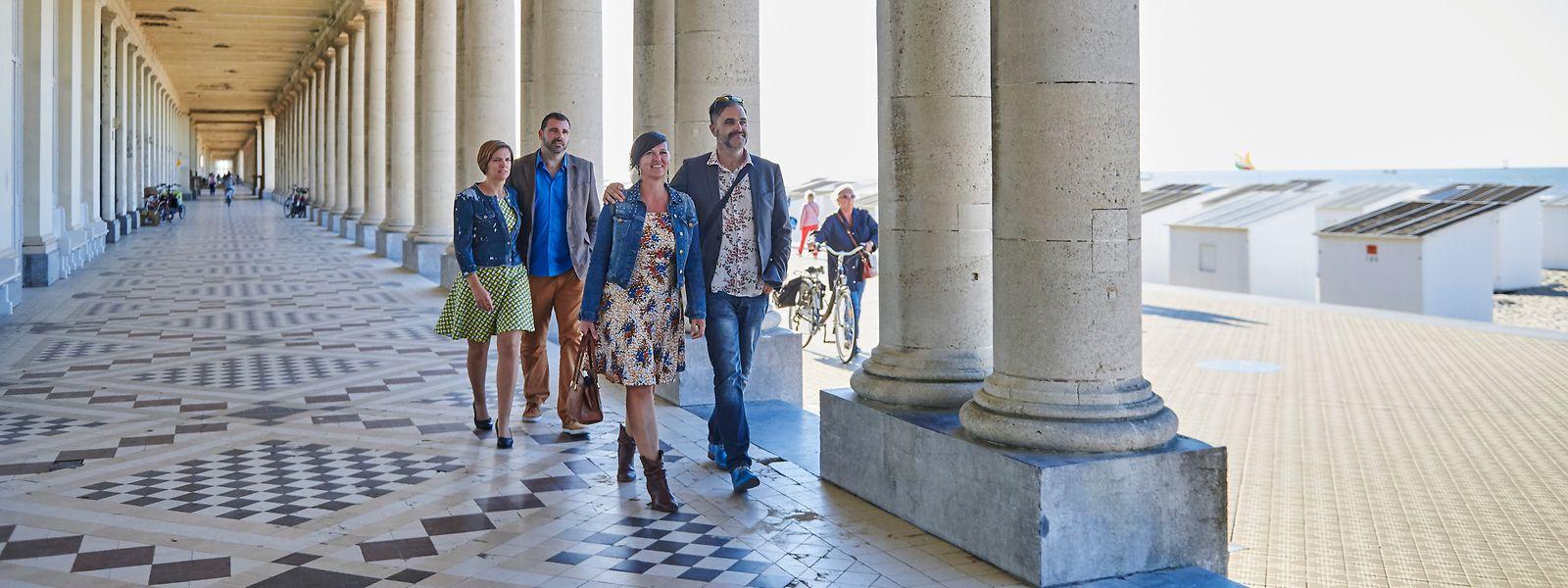 Le retour à un tourisme de proximité pourrait être bénéfique pour les stations balnéaires belges.