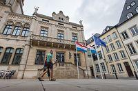 Chambre des Deputes, Foto Lex Kleren