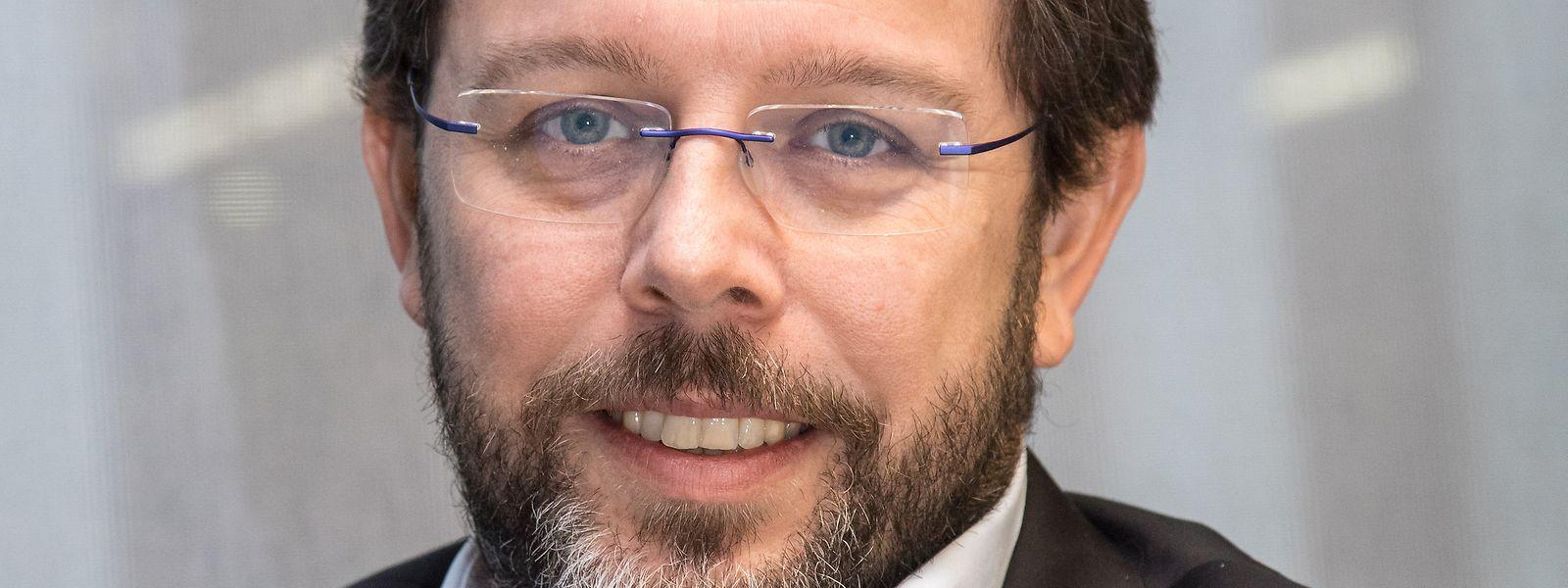 Après quatre années passées à la tête de la CLC, Nicolas Henckes s'apprête à redevenir patron d'entreprise.