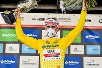 Schußgewinner Diego Ulissi (I/UAE-Amirates) - Skoda Tour de Luxembourg 2020 - 5.Etappe Mersch/Luxembourg 177 Km - Foto: Serge Waldbillig