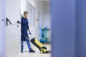 Le secteur du nettoyage emploie près de 9.000 agents au Luxembourg dont 85% de femmes.