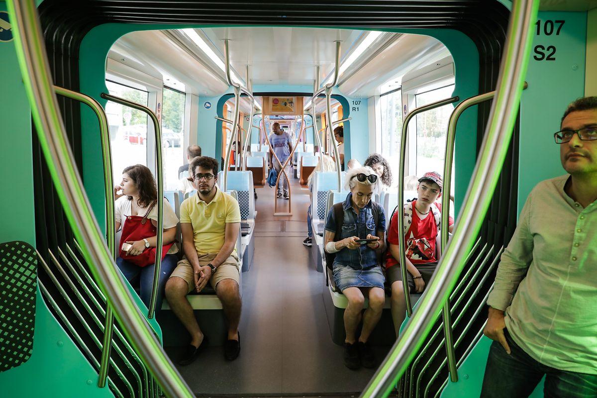 Le tram a accueilli en un an 3 fois plus de passagers qu'escompté