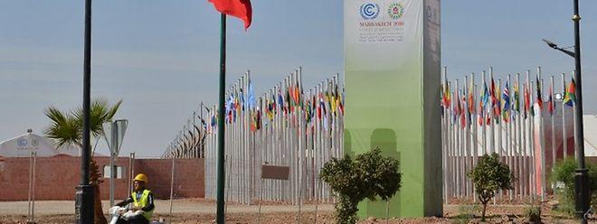 A 22.ª conferência das Nações Unidas sobre alterações climáticas (COP22)  reúne perto de 20 mil pessoas em Marraquexe, Marrocos.