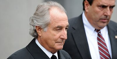 Bernard Madoff was serving a 150-year prison term when he died this year.