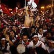 Die Peruaner dürfen sich auf die WM in Russland freuen.