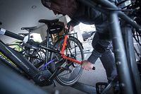 Lokales, Fahrradklau,Velo,Diebstahl von Fahrradklau. Foto: Gerry Huberty/Luxemburger Wort.