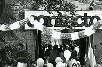 Uma festa do 10 de Junho nos anos 1980.