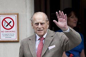 Prinz Philip kann seinen Geburtstag zu Hause feiern. Foto: Karel Prinsloo