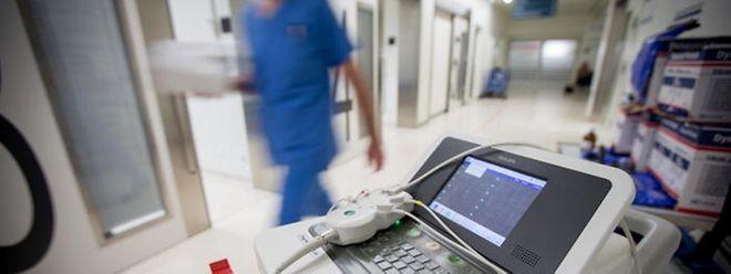 Saisonal bedingt oder doch strukturell? Bei Krankenhausbetten kann es schon mal eng werden.