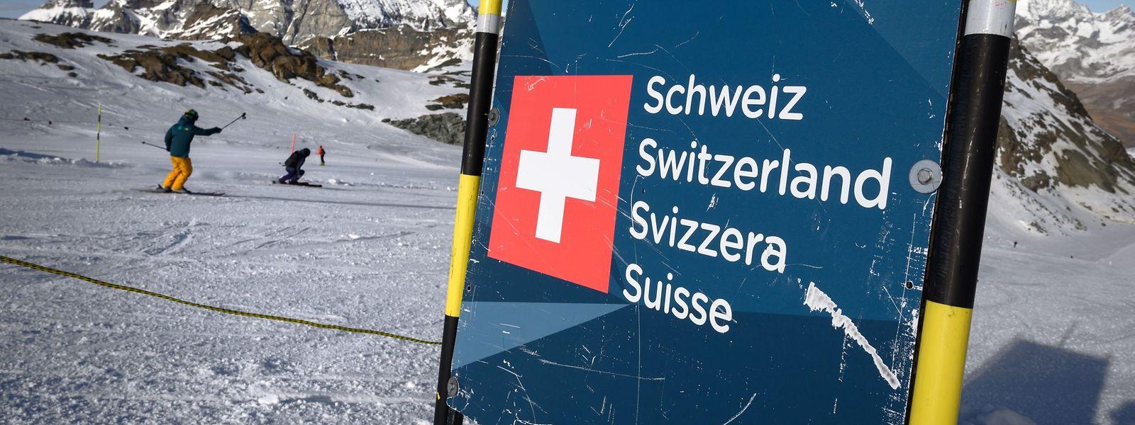 Seit Februar war Luxemburg auf der Liste der Risikoländer - was etwa einen Skiurlaub unmöglich machte.