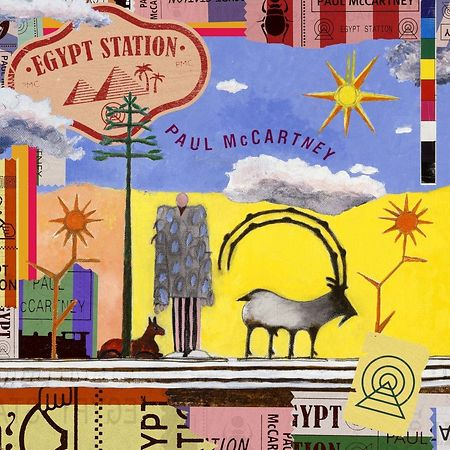 Paul McCartney, «Egypt Station», Capitol Records, 16 titres, 57 minutes, www.capitolrecords.com