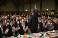 CSV National Kongress Mutfert / Photo: Blum Laurent