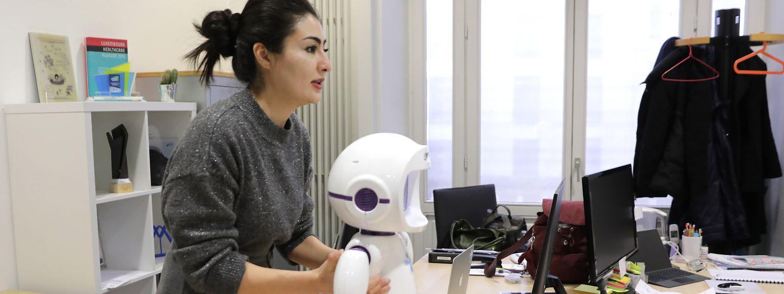 Au-delà de robots autonomes, les participants à l'étude voient dans l'IA un moyen de créer des traitements médicamenteux plus personnalisés, ou un système éducatif adapté à chacun