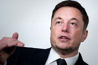 Tesla kämpft indes weiter mit Anlaufproblemen bei der Massenfertigung seines ersten günstigeren E-Autos, dem Model 3.