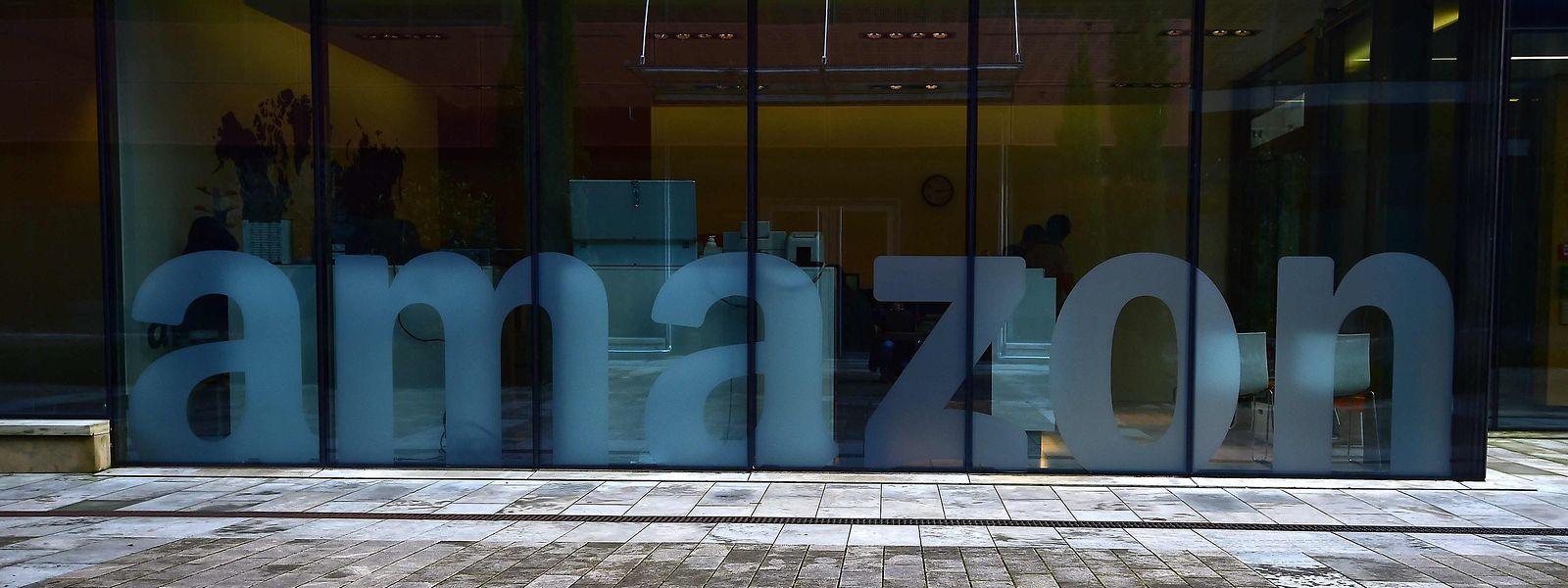 Die europäische Zentrale von Amazon im luxemburgischen Clausen erhielt von der hiesigen Datenschutzbehörde ein unangenehmes Schreiben.