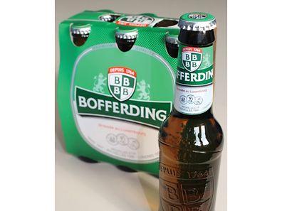 Auch Amerikaner können das Bier aus Niederkerschen bestellen.