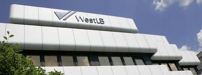 Die Namen vieler deutscher Institute sind nach der Finanzkrise aus Luxemburg verschwunden - zum Beispiel jener der West LB.