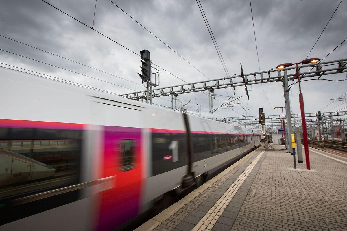 Les TGV français seront exceptionnellement accessibles à la clientèle TER.