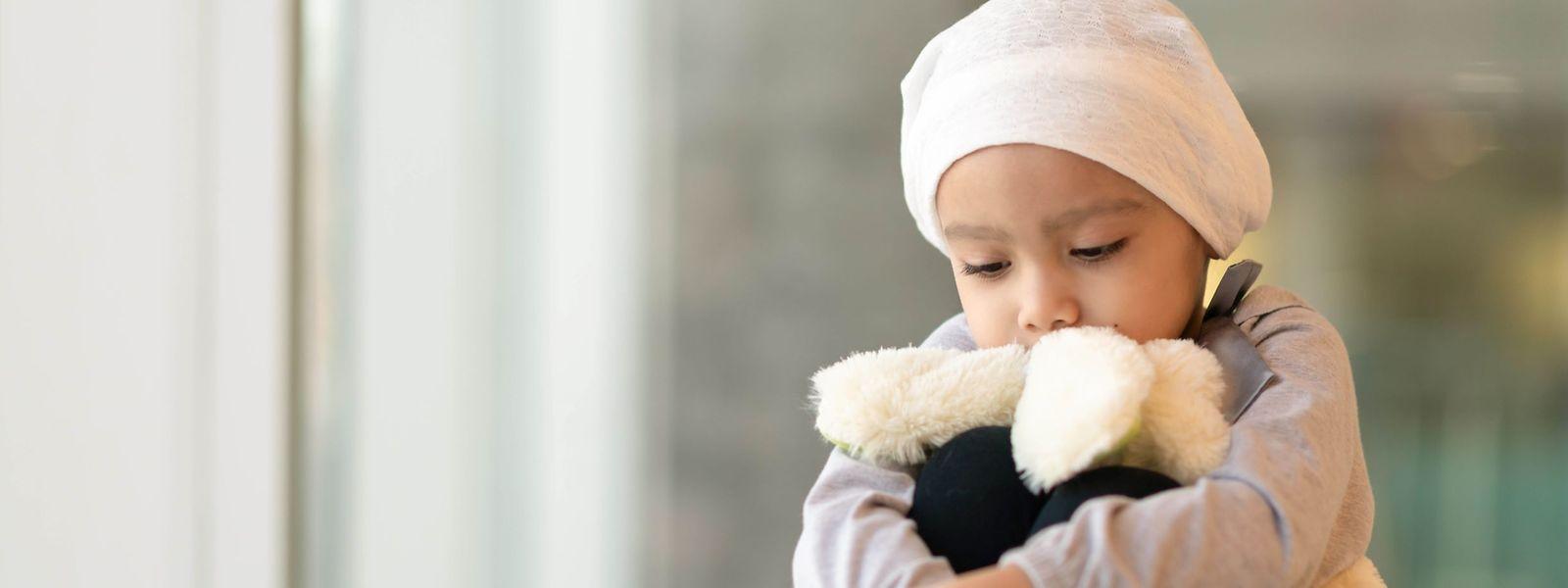 Die Diagnose Krebs ist für Kinder und ihre Angehörigen eine Katastrophe, doch die Forschung hat viele Fortschritte bei der Behandlung ermöglicht.