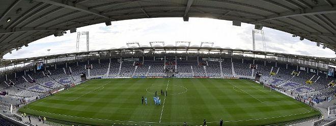 Luxemburg soll am 3. September im EM-Stadion gegen Frankreich antreten.