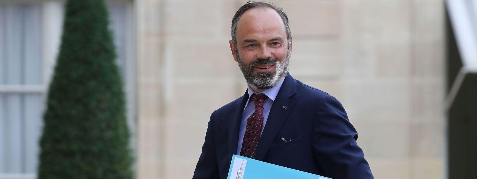 Edouard Philippe a été réélu dimanche au Havre, où il était maire de 2010 à 2017.