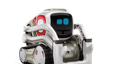 Ce robot rappelle celui du film Wall E.