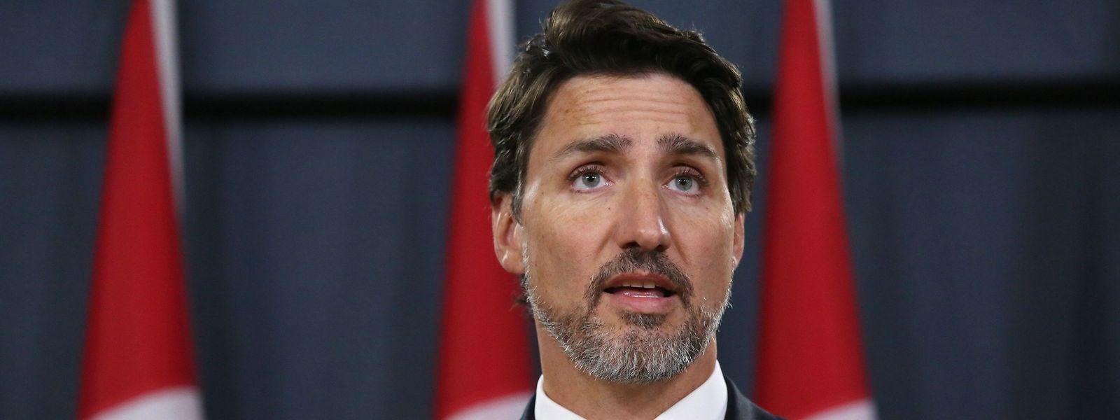 Premierminister Justin Trudeau hat Corona deutlich besser im Griff als der südliche Nachbar USA.