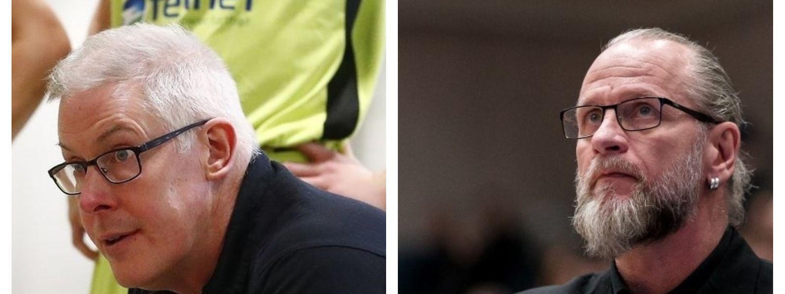 John Dieckelman und Torbjörn Gehrke sind nächste Saison in der Total League aktiv.