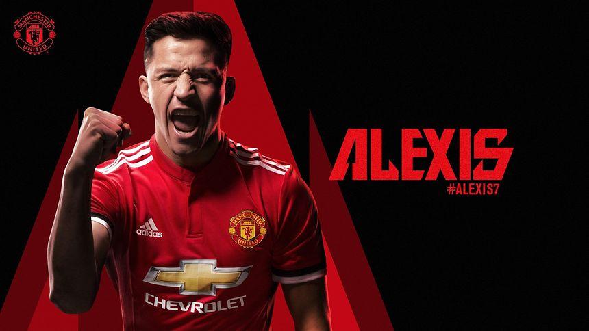 Offiziell: Alexis Sanchez verlässt Arsenal und wechselt zu Manchester United