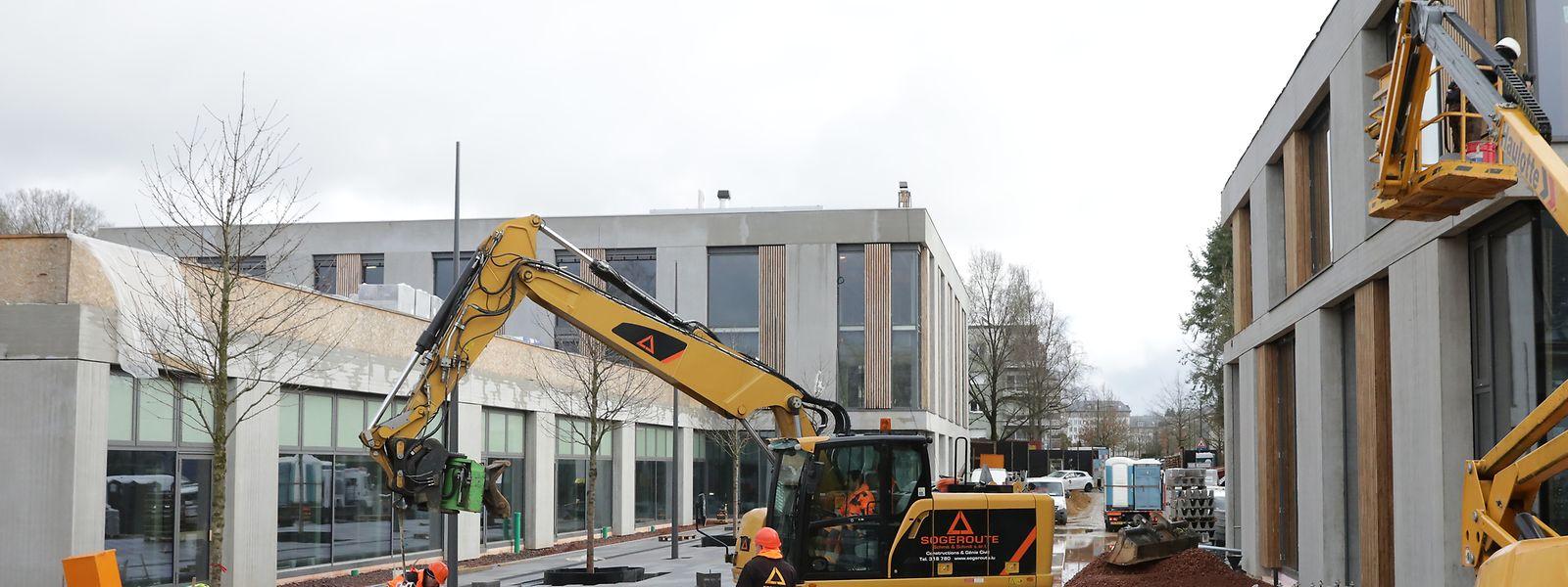 L'arrêt des chantiers à lui seul représenterait une facture de 150 millions euros de chômage partiel.